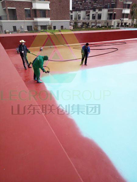 聚脲对金属屋顶防水的好处