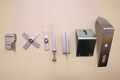 辅助材料锚固件及其他
