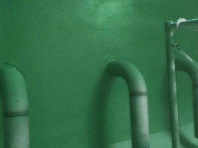 水利行业超抗冲刷耐磨蚀聚脲材料