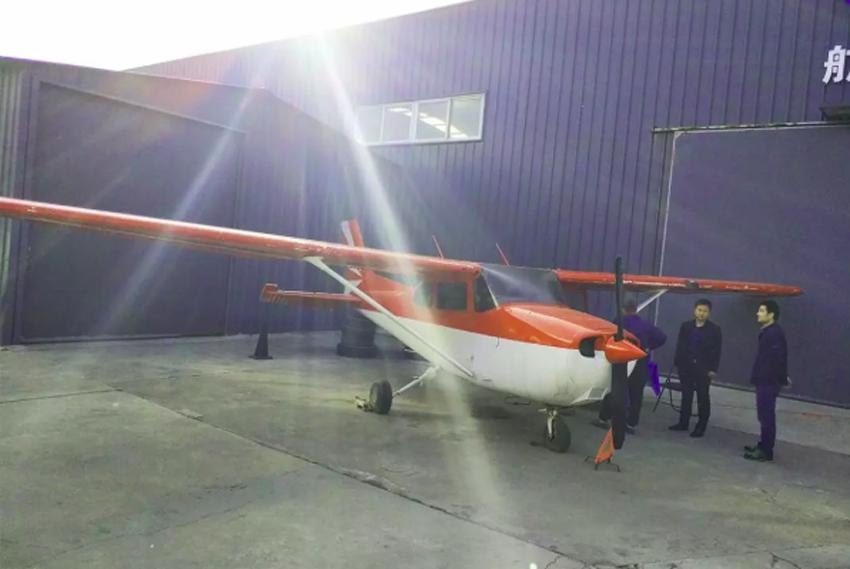 飞机三维扫描--逆向仿真