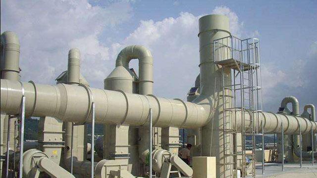 工业废气处理中水质仪表应用