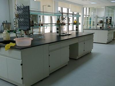 自來水水質檢測實驗室