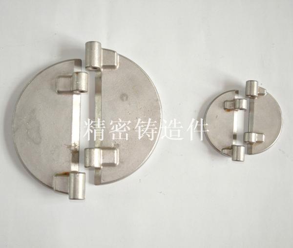 不锈钢阀板精铸件