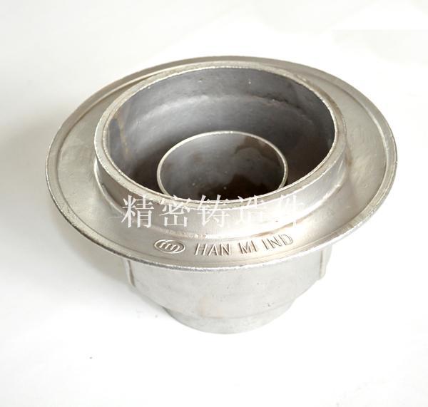 不锈钢底漏体精铸件