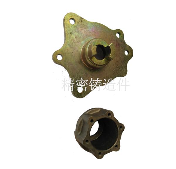 高、低合金钢机械配件2精铸件