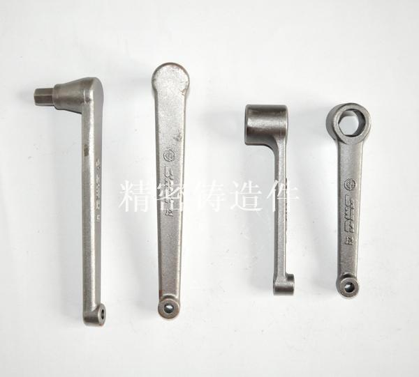 碳钢手柄精铸件