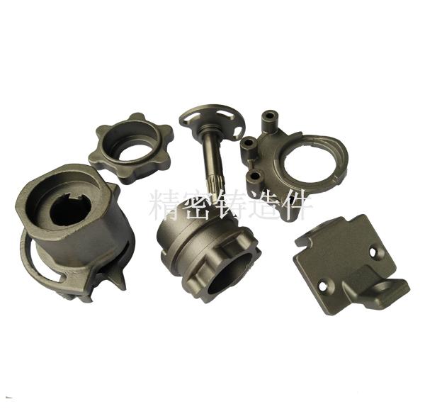 碳钢机械配件精铸件