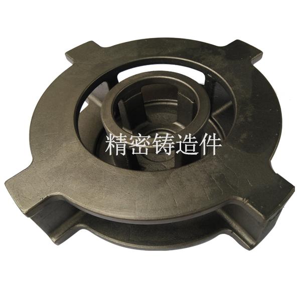 高耐磨铸铁叶轮精铸件