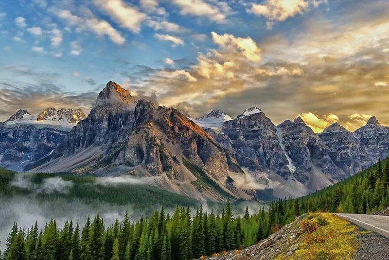 加拿大游學