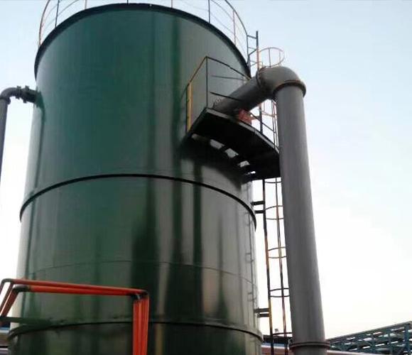 淄博松尚复合材料有限公司施工案例
