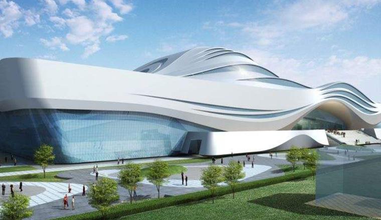 廊坊丝绸之路国际文化交流中心