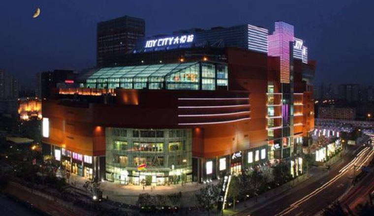 大悦城购物中心