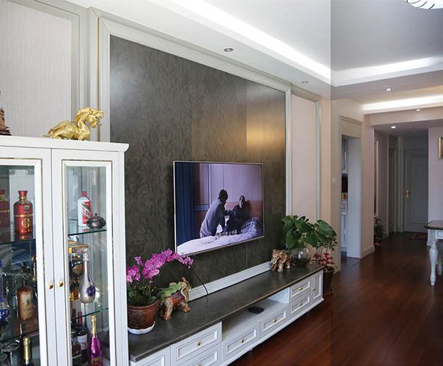 定制电视背景墙样例