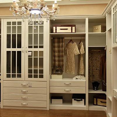 全屋家具定制衣柜空间巧用,秒变衣帽间!
