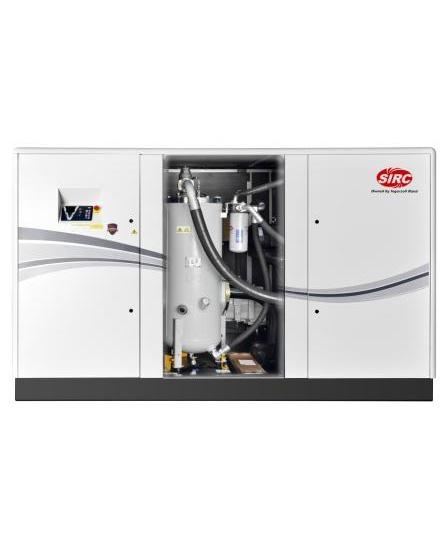英格索兰SIRC V系列内置热回收90-160kW空压机