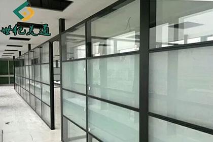贵阳玻璃隔断墙