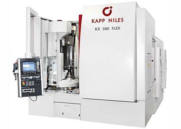 KAPP KX 500 FLEX 磨齿中心