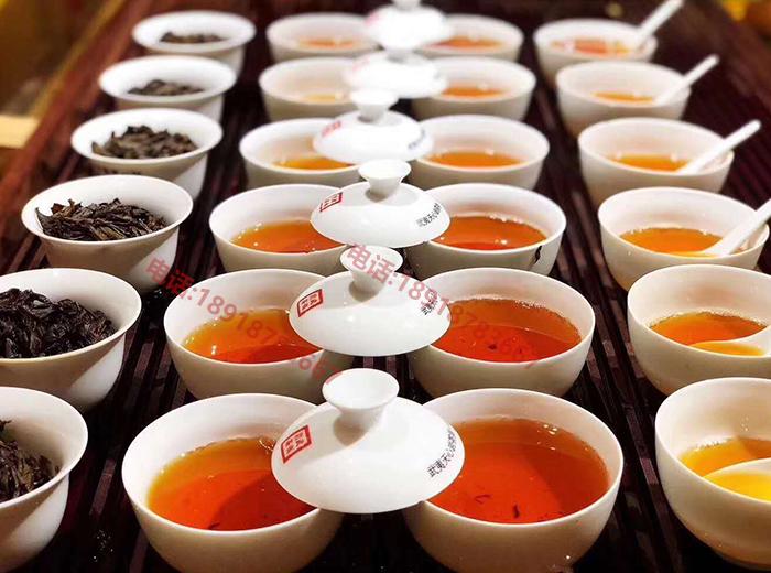 茶叶感官审评方法的要点