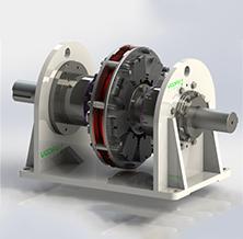 WF-CV-D 高效节能型永磁偶合器(双支撑型)