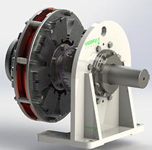 WF-CV-T 高效节能型永磁偶合器(单支撑型)