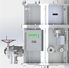 WT-TY 立式油冷型永磁调速器