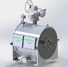 WT-TW 水平油冷型永磁调速器