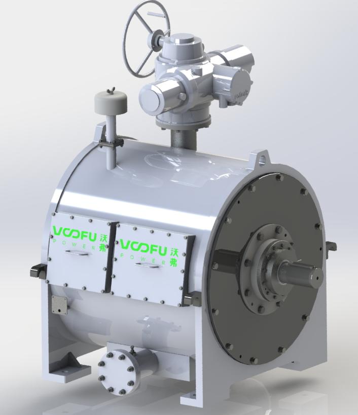 WF-TW 水平油冷型永磁调速器