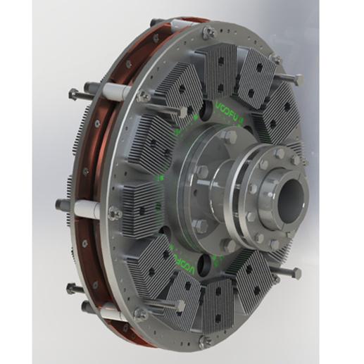 WF-CV 高效节能型永磁偶合器