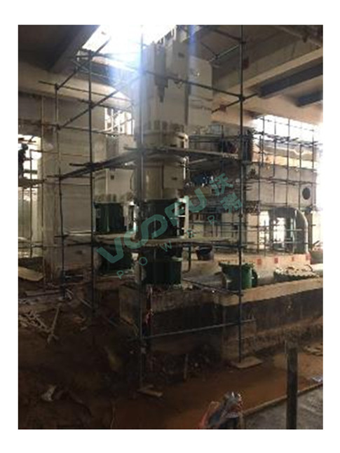 (燃机行业)华能东莞燃机有限公司(凝结水泵500kW/1480rpm)