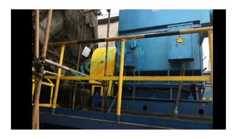 南京钢铁集团三炼钢厂(电炉除尘#2风机1250kW/990rpm)