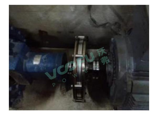 琅琊山抽水蓄能电站(检修排水泵110kW/1480rpm)