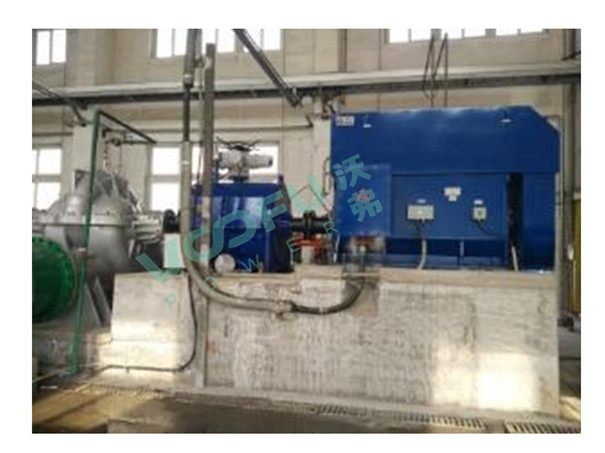 青岛炼化(循环水泵630kW/743rpm)
