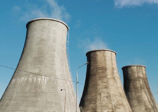 某某能源电厂(#1和#2炉2500kW*4台引风机)节能改造