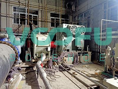大唐盘山电厂(销白循环冷却水泵1600kW/990rpm)