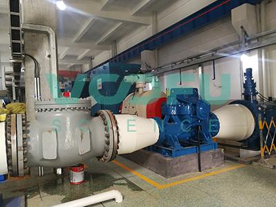 神华国华孟津电厂(热网循环泵1600kW/1480rpm)