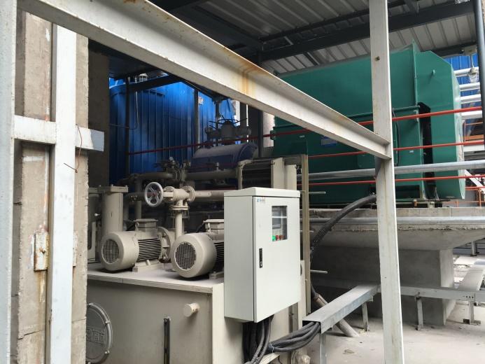 镇江大港电热厂节约185万/年,沃弗油冷永磁调速器大显身手