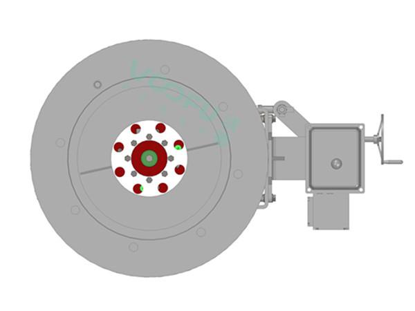 WF-TV 空冷立式安装型永磁调速器