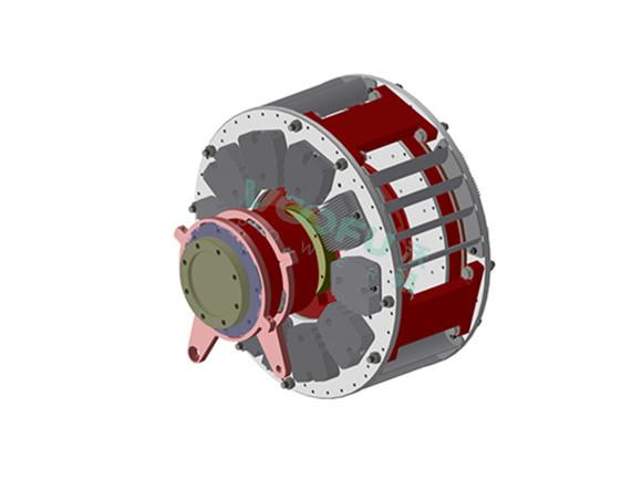 WF-TH 空冷水平直连型永磁调速器