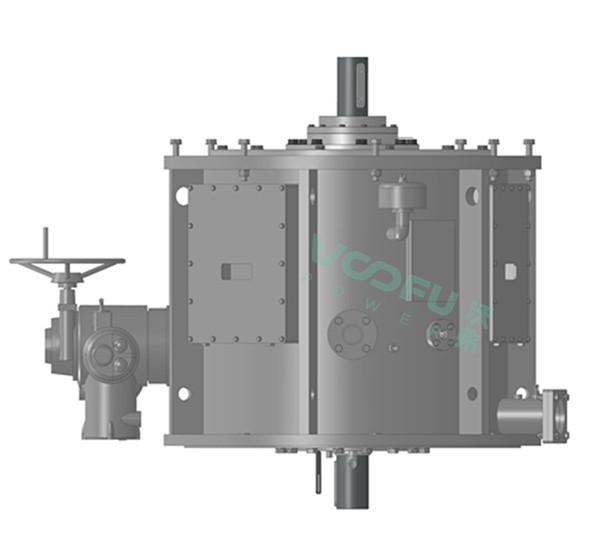 WF-TY 立式油冷型永磁调速器