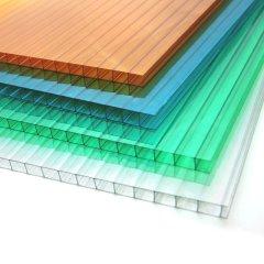 双层矩形阳光板/通用型阳光板