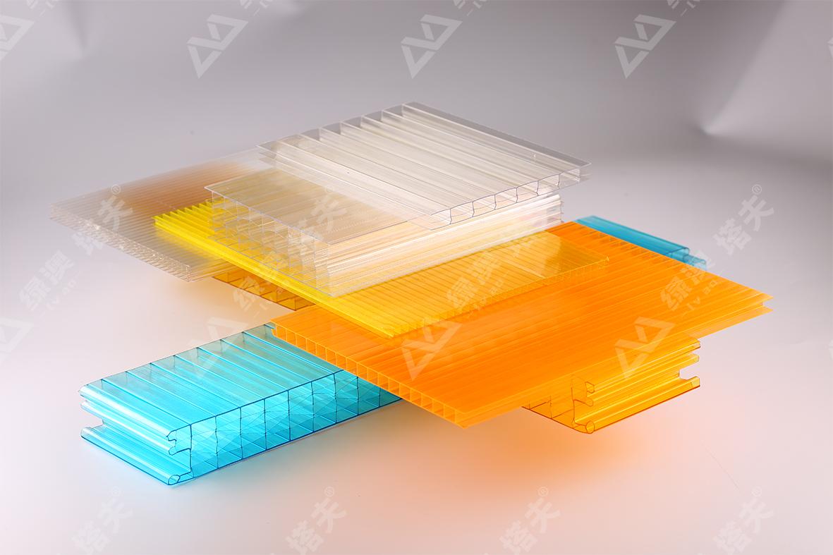 PC阳光板,PC板材厂家--上海绿澳新材料科技有限公司