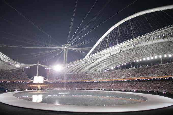 雅典2004年奥运会开闭幕式主场馆,PC板材厂家--上海绿澳新材料科技有限公司