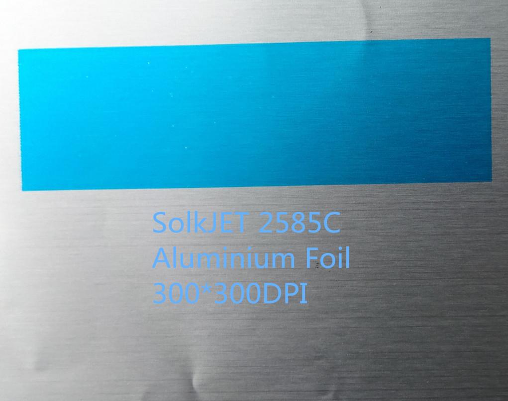 SolkJET 2585C 青色快干墨盒