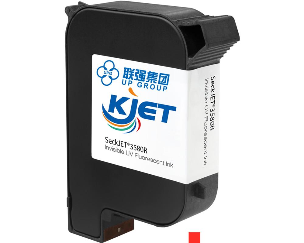 SolkJET 3580R 隐形红色快干墨盒