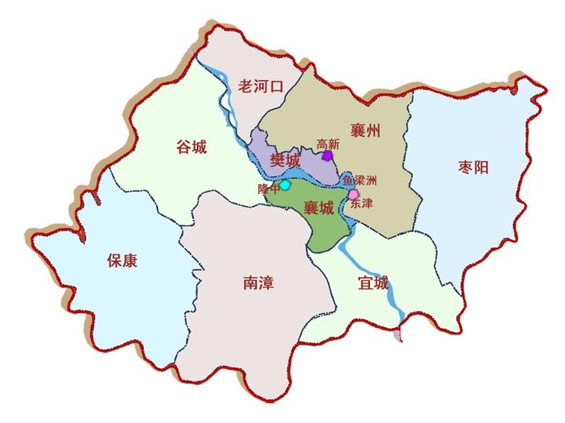 临沂市-襄樊市