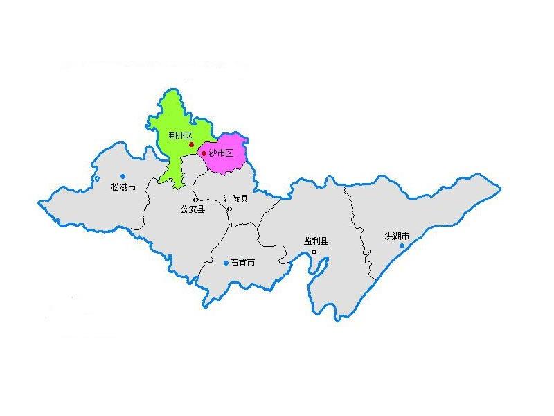 临沂市-荆州市