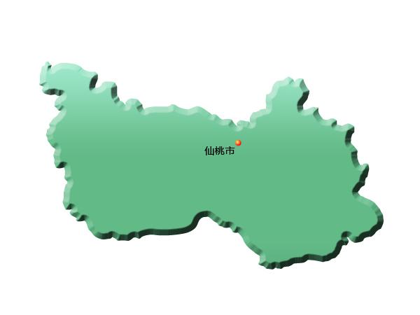 临沂市-仙桃市