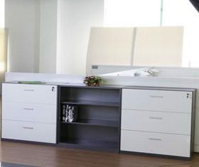木质文件柜-MZ-19