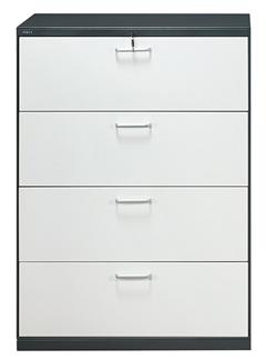 木质文件活动柜-MZ-02