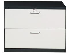 木质文件活动柜-MZ-04